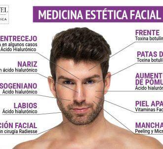 Medicina Estética Facial Para Hombres