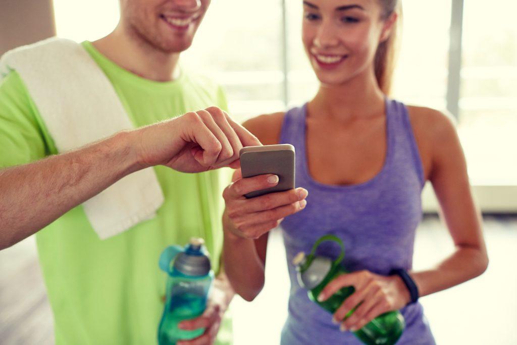 Aplicaciones que te ayudan a bajar de peso