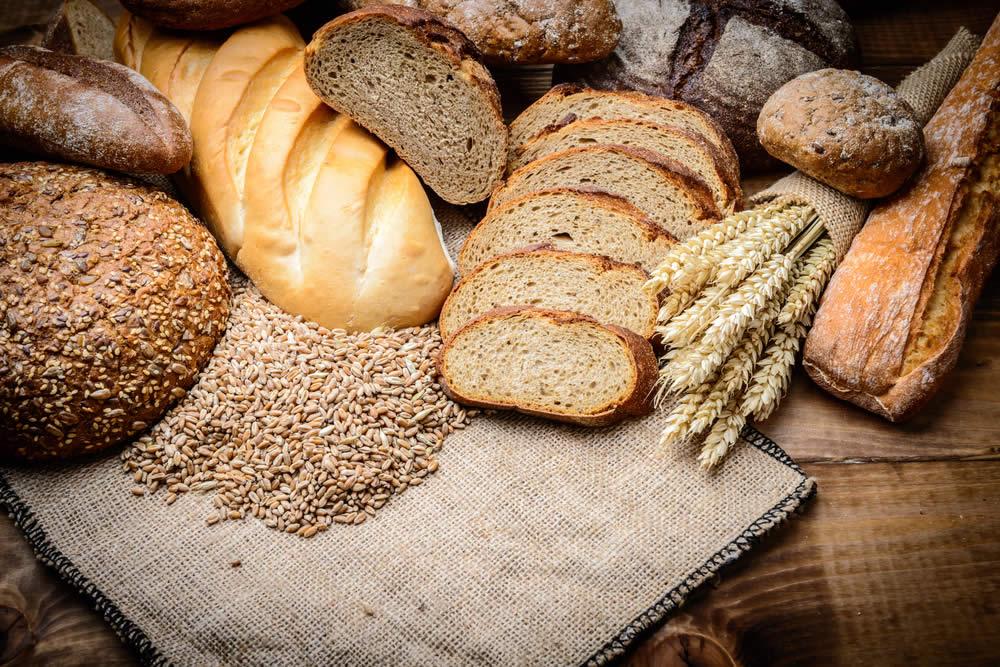 Tipos de pan según la harina utilizada