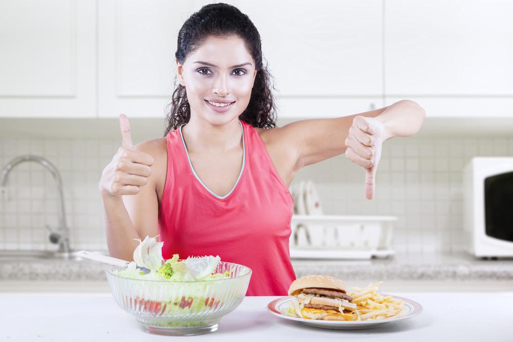 Los efectos adversos de la comida rápida