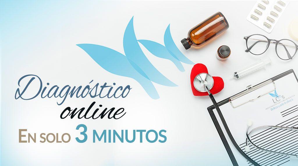 Diagnóstico Online en solo 3 minutos