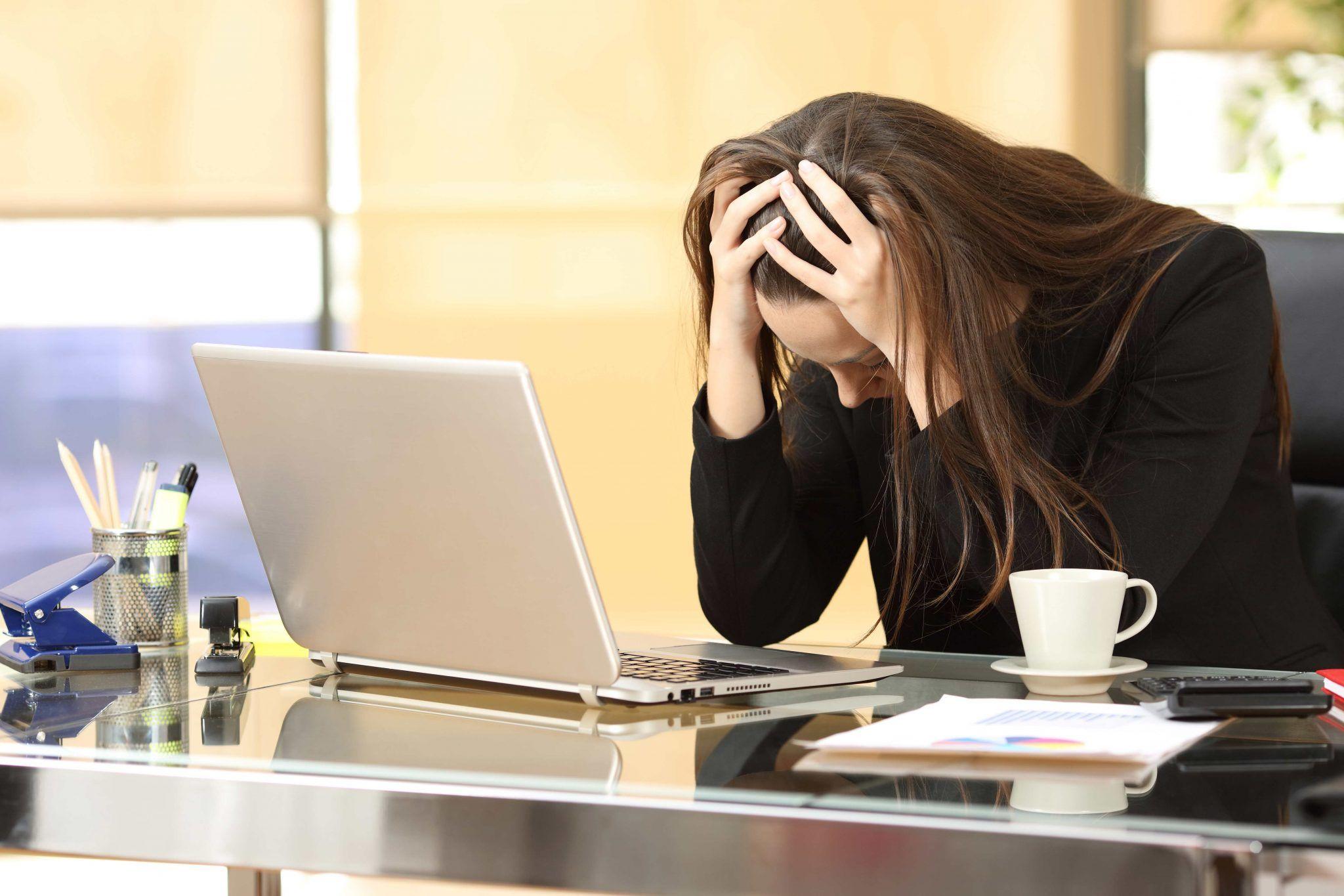 Cómo superar la ansiedad laboral